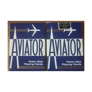 קלפים 346 aviator blue
