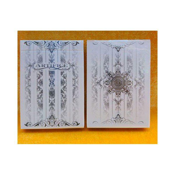 קלפים artifice white 335