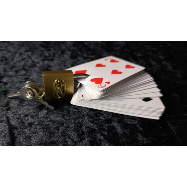 קלפים עם מנעול 408