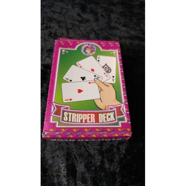 STRIPPER DECK 452