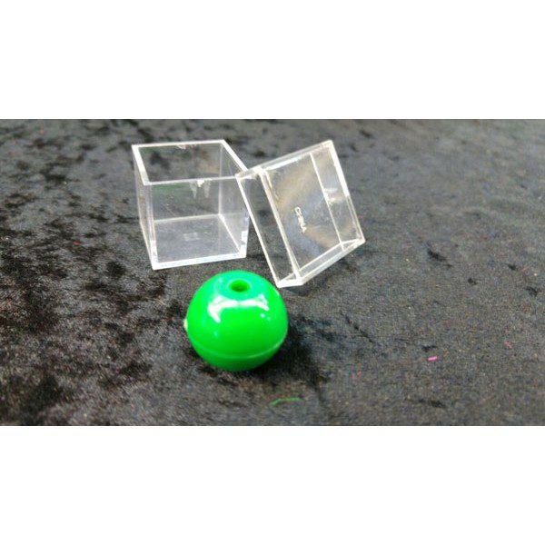 כדור חודר למקום סגור