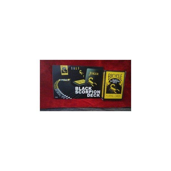 BLACK SCORPION DECK העקרב השחור 736