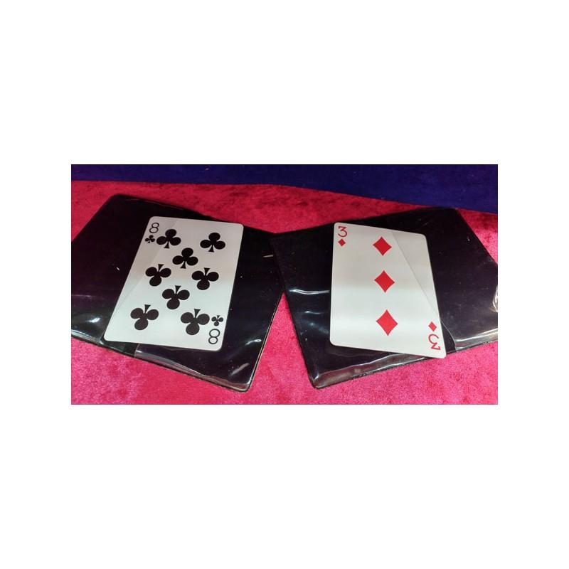 שני קלפים ושני ארנקים 923