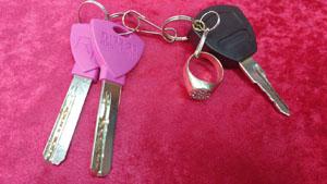 טבעת מחזיק מפתחות 10777