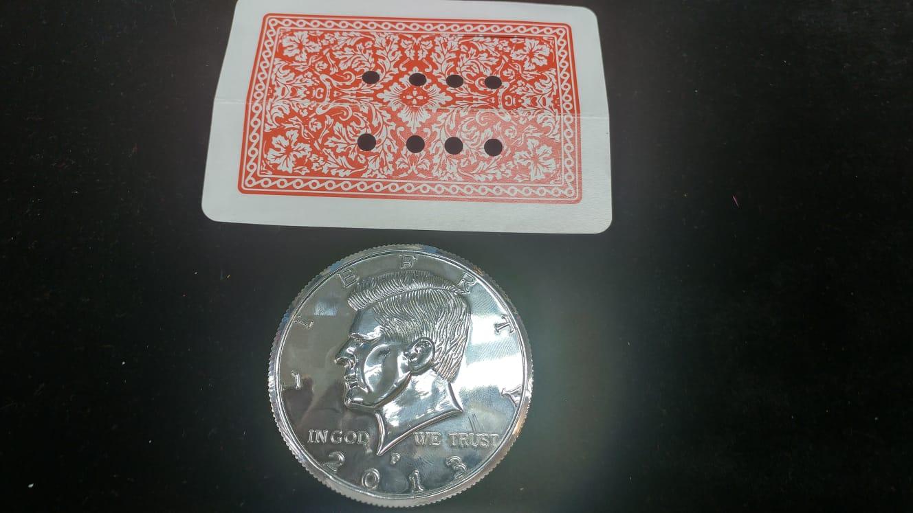 מטבע חודר לקלף 11309