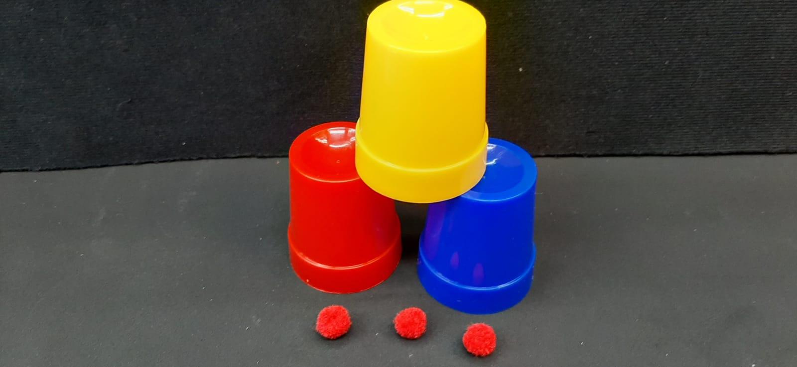 כוסות ופונפונים 11631